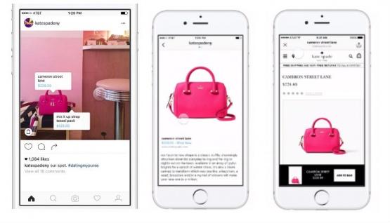 Podrás comprar productos en Instagram Stories