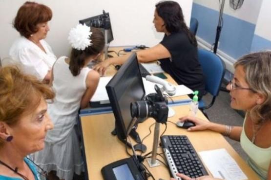 El Centro de Documentación Rápida vuelve al Departamento