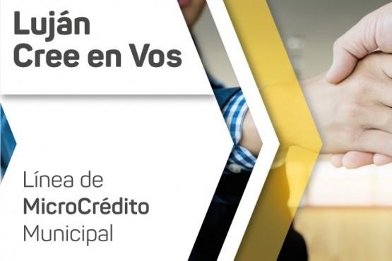"""La Municipalidad presentará el programa """"Luján Cree en Vos"""""""