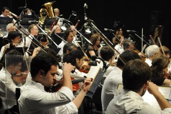 Obras de Mozart, Wagner y Liszt en un Concierto de la Sinfónica