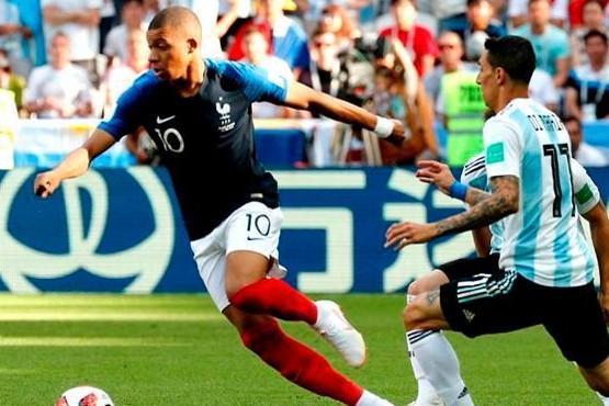 Merecido fin del sueño: Argentina cayó con Francia y se quedó sin Mundial