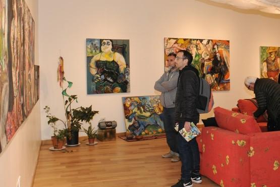 Dos muestras desembarcaron en el Museo Carlos Alonso - Mansión Stoppel