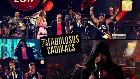 Los Fabulosos Cadillacs, Festival de Viña del Mar 2017
