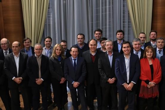 Cumbre de ministros de Producción de todo el país