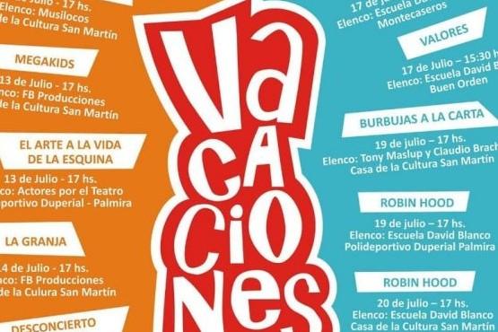 Un fin de semana en Mendoza con los más chicos como protagonistas