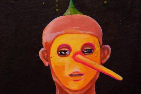 Desde la pintura, un mundo circense llega a Guaymallén