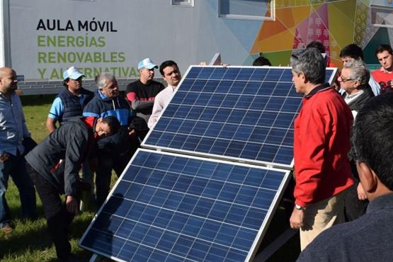 Llegan energías renovables