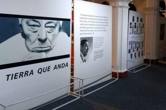 LLega a Mendoza la muestra de Atahualpa Yupanqui