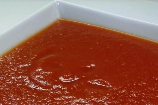 ¿Se puede analizar el puré de tomate?
