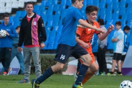 Ganadores de la primera etapa de los juegos Sanmartinianos 2018