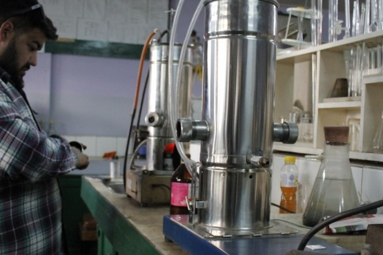 Laboratorio Vial de Guaymallén incorporó equipos