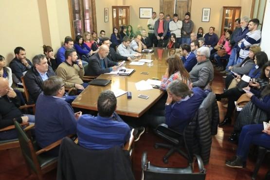 La comuna Maipucina auditada por Iram