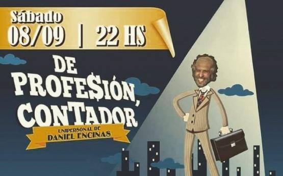 DE PROFESIÓN CONTADOR
