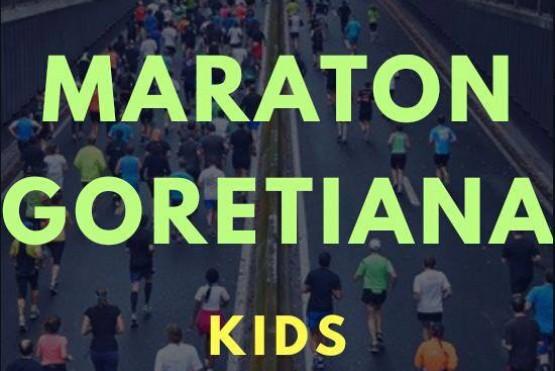 Se viene la Maratón de la familia Goretiana