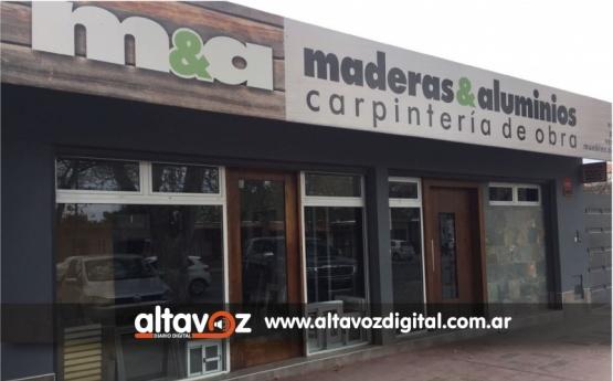 MADERAS & ALUMINIOS S.A