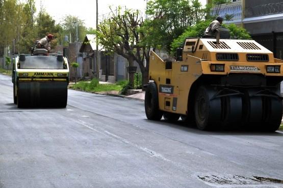 Renuevan las calles del barrio Pujol
