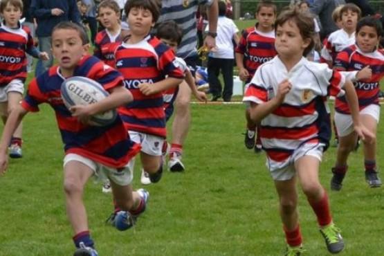 Encuentro de referentes del Rugby Infantil