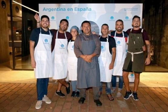 Misión turístico-comercial de Argentina en España