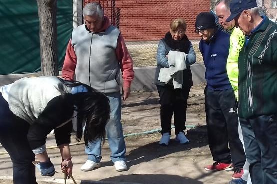 Adultos mayores disputarán las finales de los Juegos Sanmartinianos