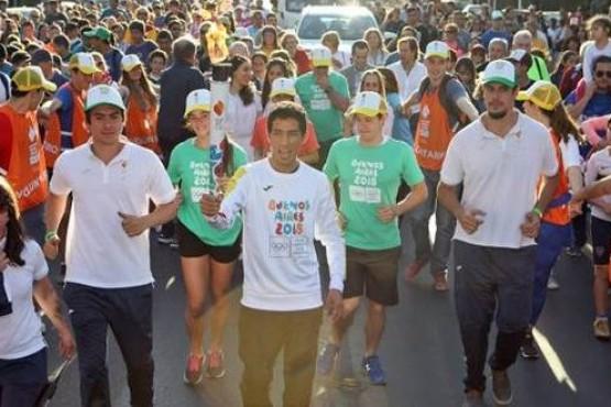 Presencia Mendocina en los Juegos Olímpicos de la Juventud