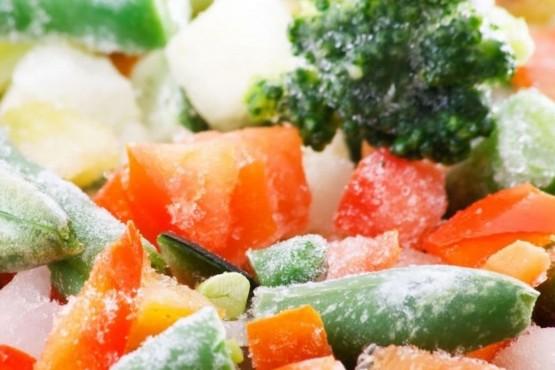 Retiro del mercado de espinaca supercongelada