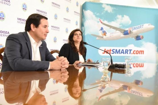 Nueva aerolínea unirá Mendoza con La Serena y Santiago de Chile
