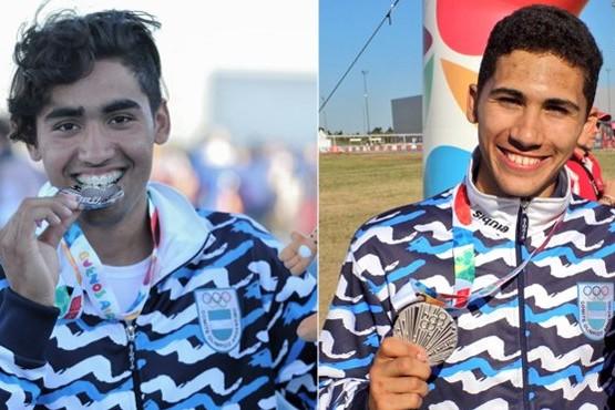 Argentina sigue sumando medallas