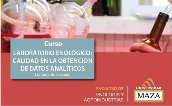 Curso: Laboratorio enológico