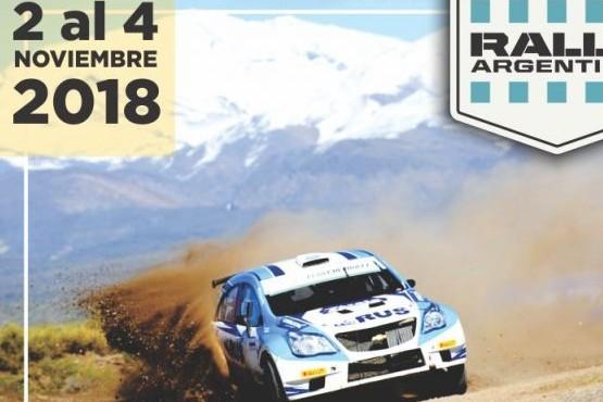 Malargüe recibirá al Rally Argentino