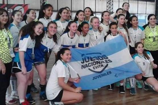 Mendoza brilló en los Juegos Evita 2018