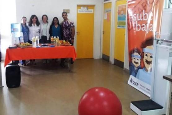 El Hospital Saporiti trabaja contra la Obesidad