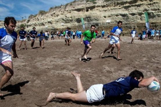 Mendoza presente en los Juegos Nacionales de Playa