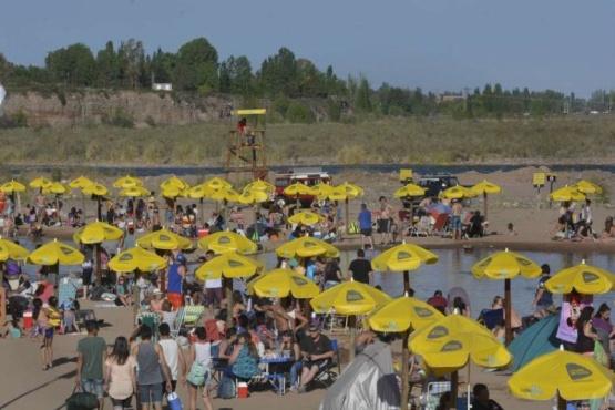 El Municipio realizará un simulacro en Luján Playa