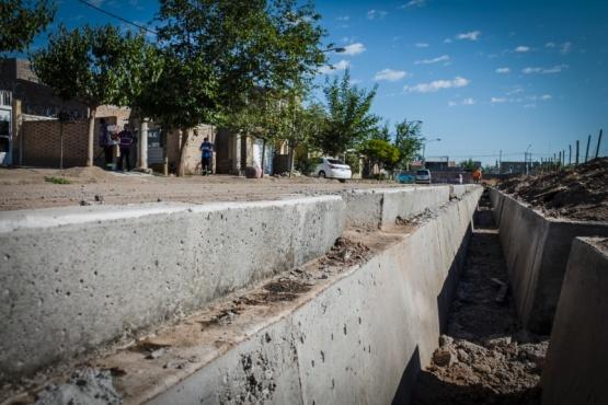 Completan la urbanización en el barrio COVITPA