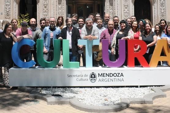 Se presentó el equipo de Cultura para la Vendimia 2019