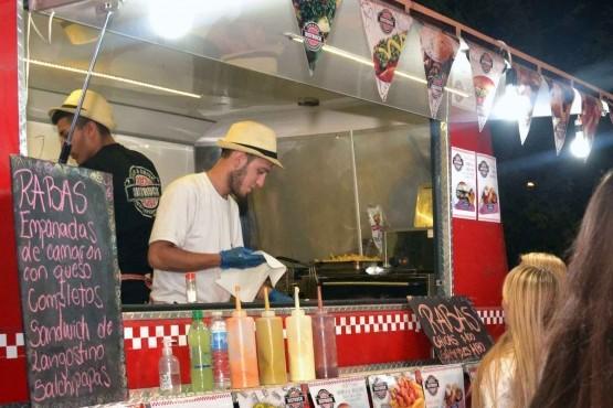 Festival de Food Trucks en Luján de Cuyo