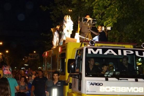 Gran Fiesta de Reyes Magos en Maipú