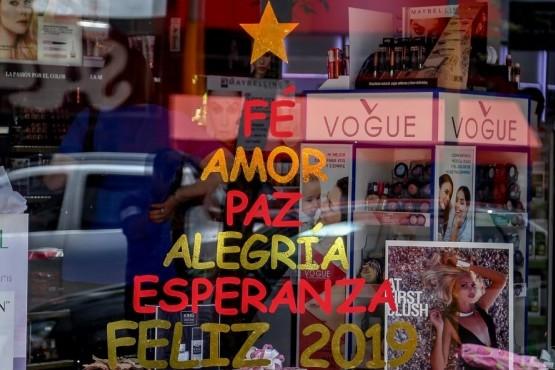 Concurso de Vidrieras Navideñas en Luján de Cuyo