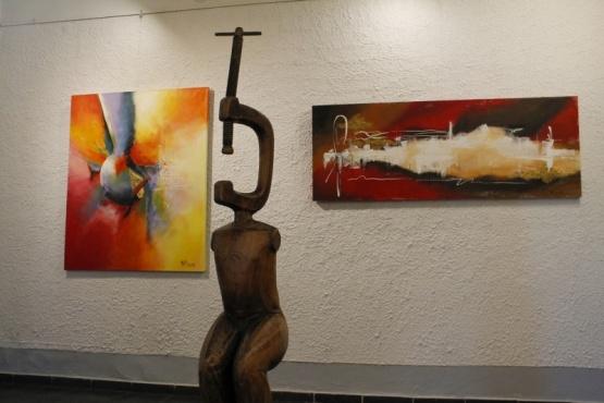 Pinturas y esculturas patrimoniales de Guaymallén