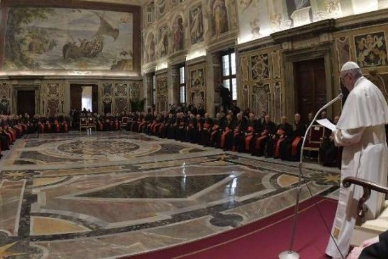Entréguense a la justicia, el urgente llamado del Papa a abusadores en la Iglesia