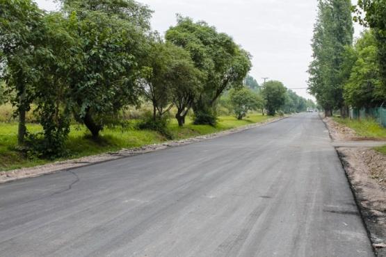 Concretan importante obra vial en la zona sur de Jesús Nazareno