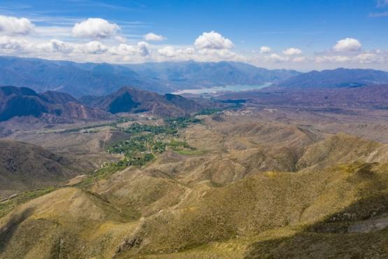 Presentaron los sitios prioritarios para la conservación en Potrerillos