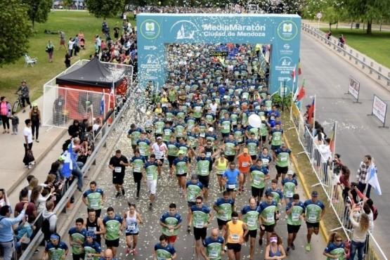 Aniversario Media Maratón Ciudad de Mendoza