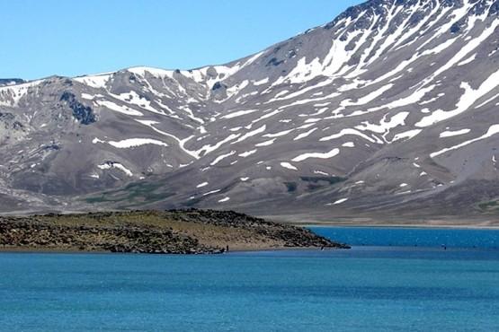 Está habilitado el acceso a Laguna del Diamante