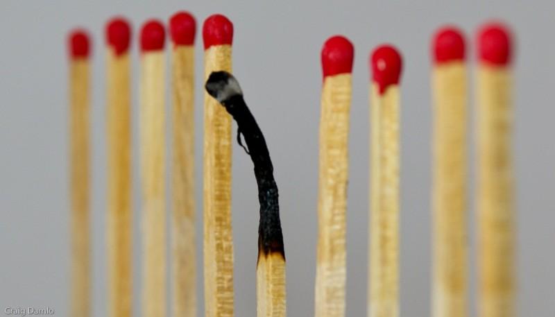 ¿Conocés el síndrome de Burnout?