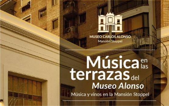 MÚSICA EN LAS TERRAZAS DEL MUSEO ALONSO