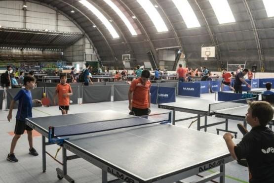 Torneo Vendimia de Tenis de Mesa
