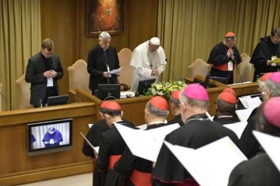 Encuentro del Papa Francisco en Roma