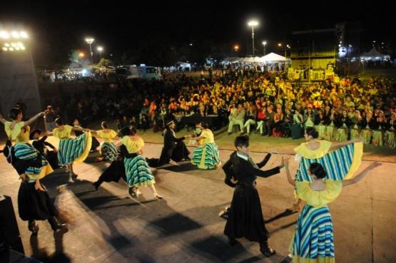 Comenzó la Fiesta Federal de los Distritos Culturales