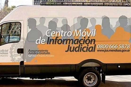 Vuelve el Móvil Judicial a Luján de Cuyo